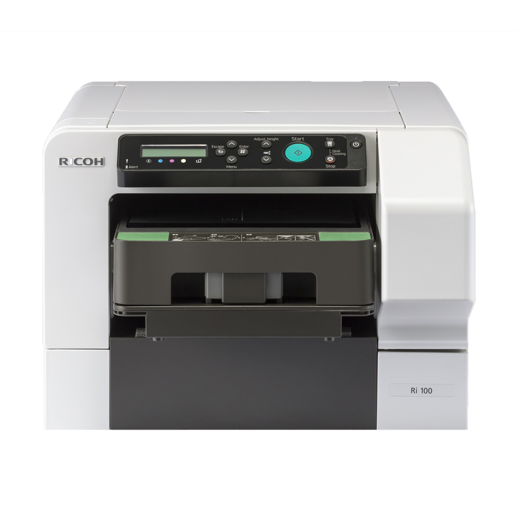 Ricoh Ri100 Direct-to-Garment printer